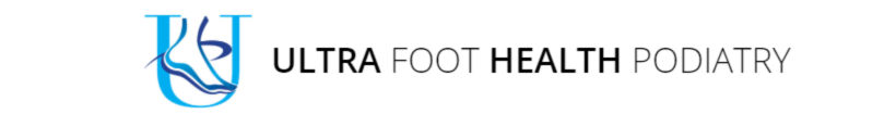 Ultra Foot Health Podiatry Logo